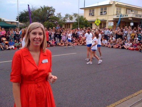 Councillor Nicole Johnston