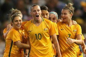 female soccer national team